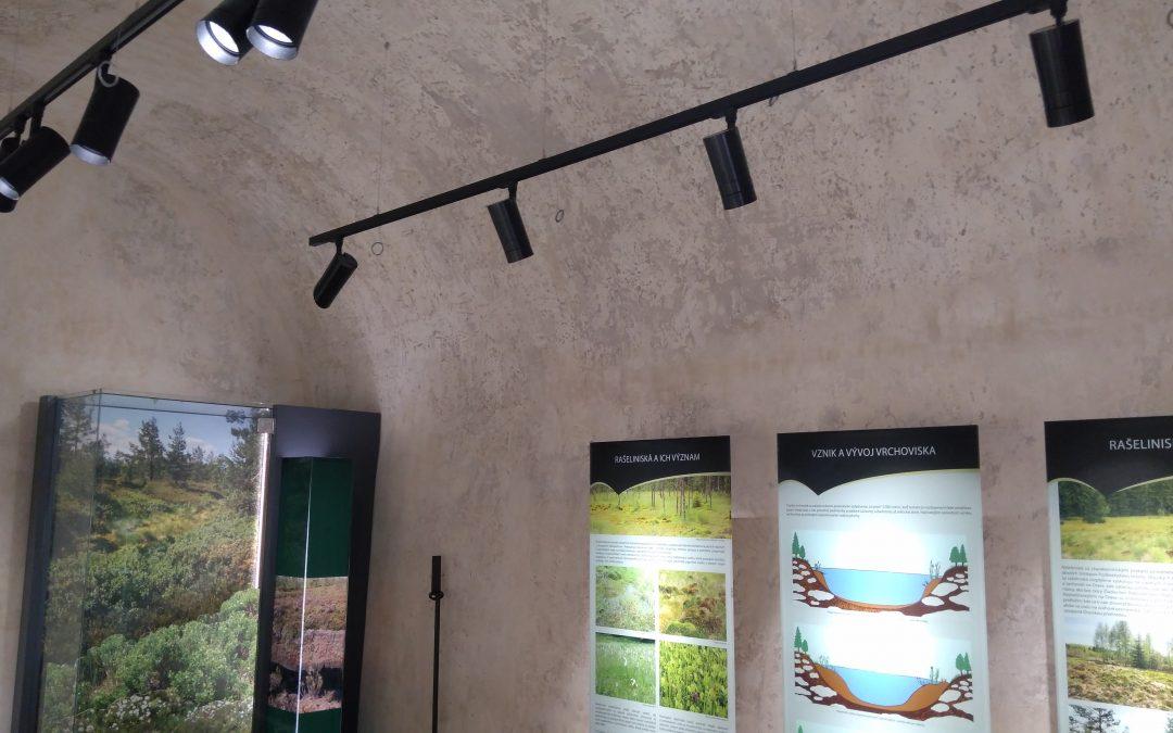Oravský hrad – Rašeliniská