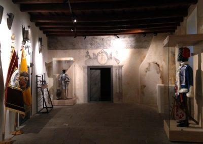 Oravský hrad – Zbrojnica