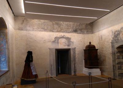 Oravský hrad – Obrazáreň