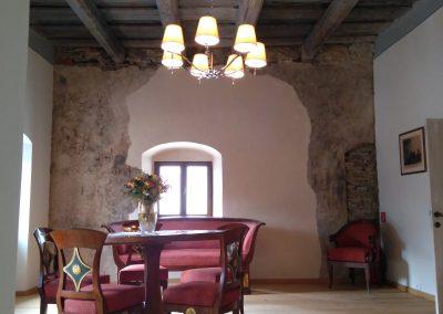 Oravský hrad – rekonštrukcia fary